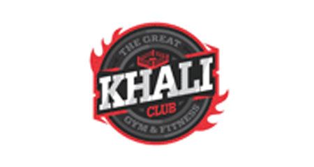 The great Khali gym and fitness club - Franchise